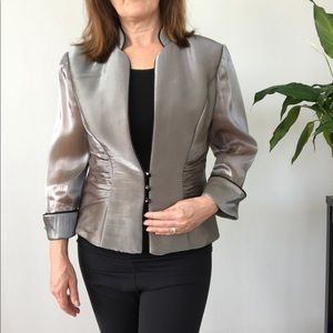 Dressbarn Collection elegant jacket